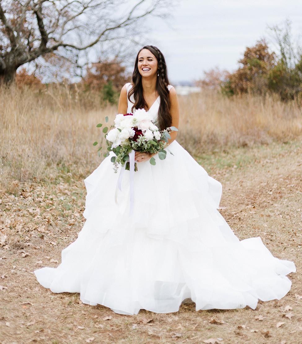 North Carolina Farm Wedding Kiersten Sam: Photo Favorites From The Fall-Winter 2019 Arkansas Bride