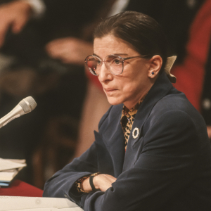 Ginsburg in Little Rock: Work on Court 'Saved Me' During Cancer Treatment