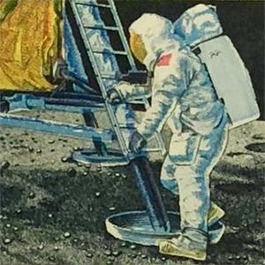 Apollo Anniversary Brings Lunar Reflections