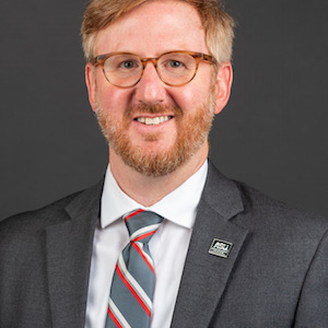 A-State System Names Eric Atchison VP For Strategic Research