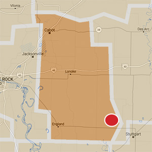 Lonoke County Acreage Sold for More Than $3.6M