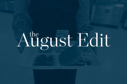 The August Edit: Look Up