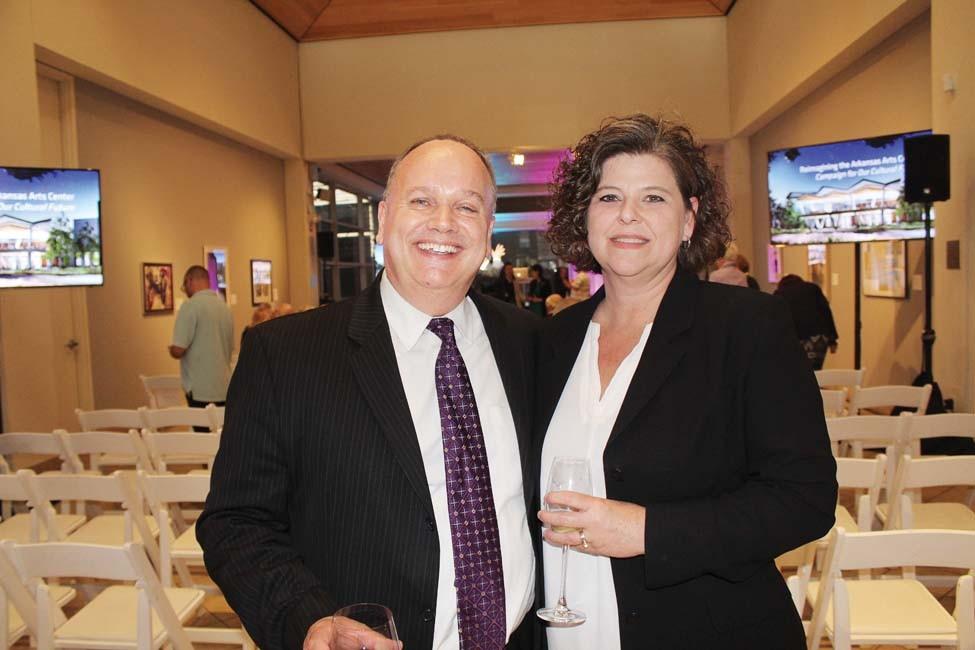 Brian Lang, Cindy Pruitt