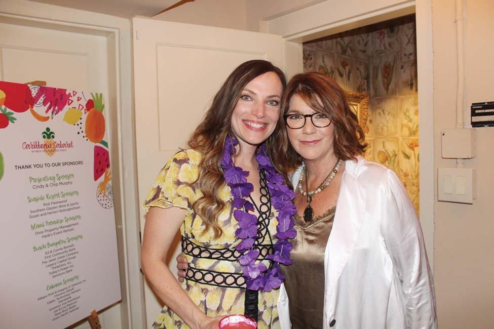 Jessica Sorg, Lila Ashmore