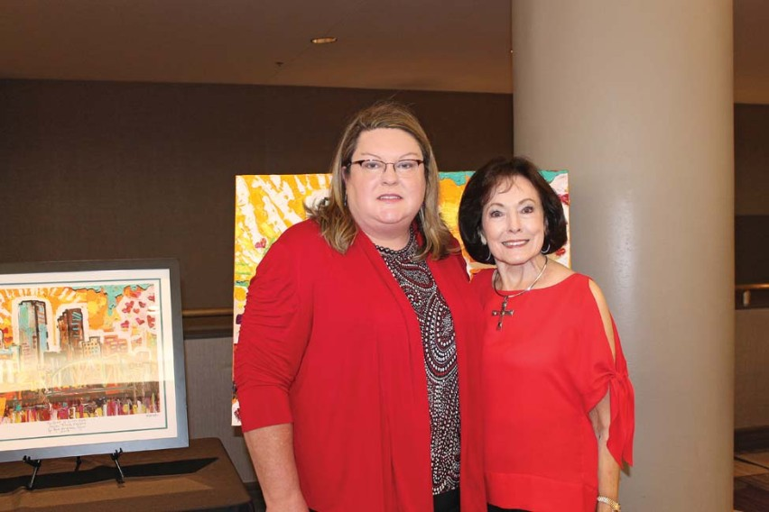 Diana Smithson, Gloria Redman