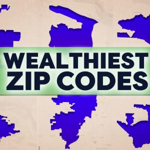 Benton, Pulaski Counties Hold Wealthiest Zip Codes in Arkansas