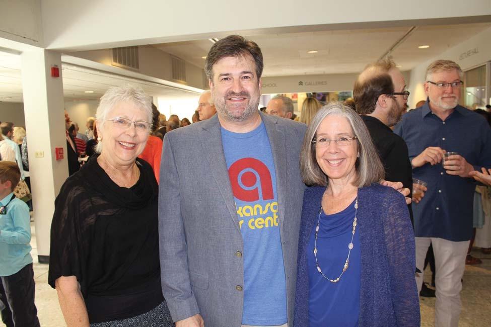 Mary Nancy Henry, Laine Harber, Pat Forgy