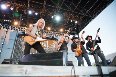 Lynyrd Skynyrd is Coming to the First Security Amphitheater