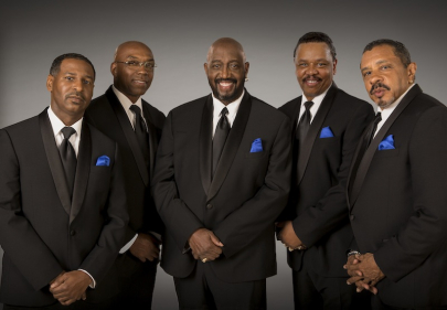 The Temptations and Four Tops Are Coming to Little Rock