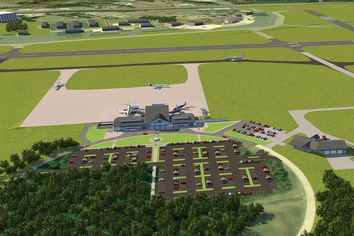 Airport Upgrades of $41M En Route to Texarkana Regional