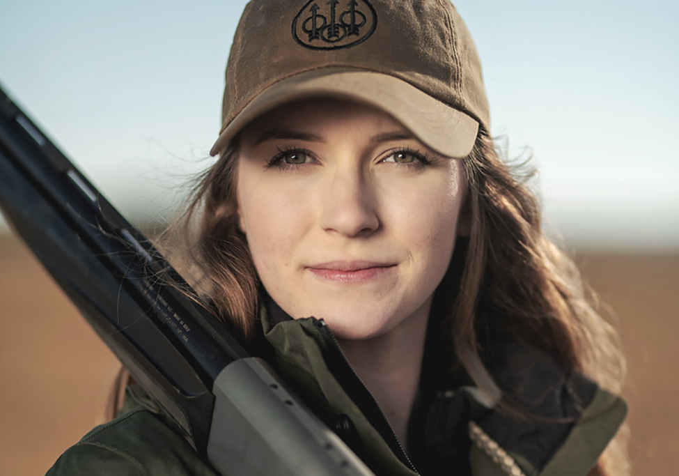 Cara Harper Purposes Favorite Platforms to Promote Hunting 127948