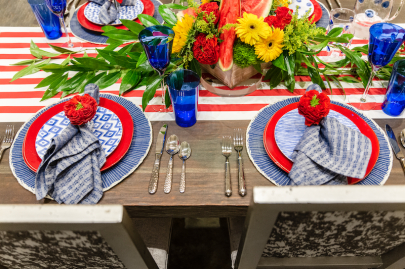 4 Tips for Creating a Labor Day Tablescape