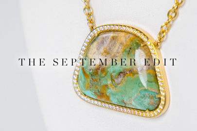 The September Edit: Au Naturel