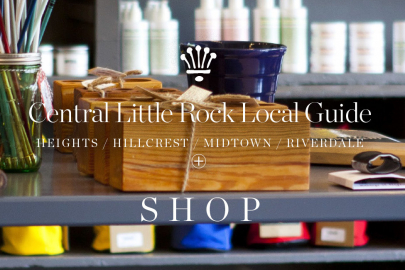 Little Rock Local Guide: Retail Shopping in The Heights, Hillcrest, Midtown and Riverdale