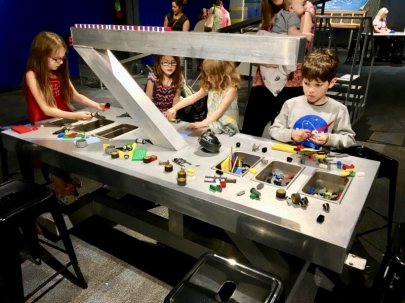 Check Out 'Kid Inventor' Exhibit at Museum of Discovery
