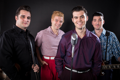 Meet the Cast of 'Million Dollar Quartet'