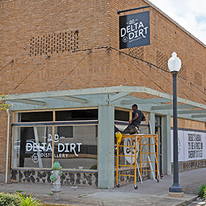 Historic Helena District Chosen as Home for Delta Dirt Distillery