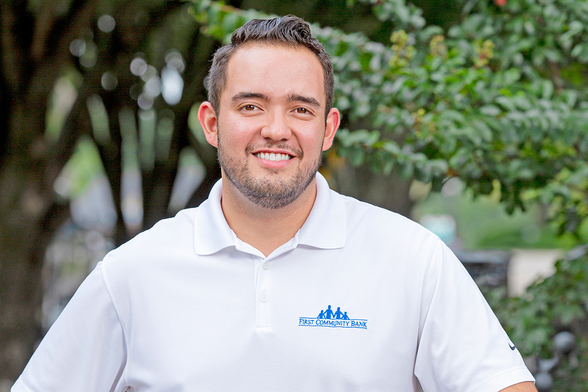 Looking for Latino Business, First Community's Miguel Lopez Speaks the Language