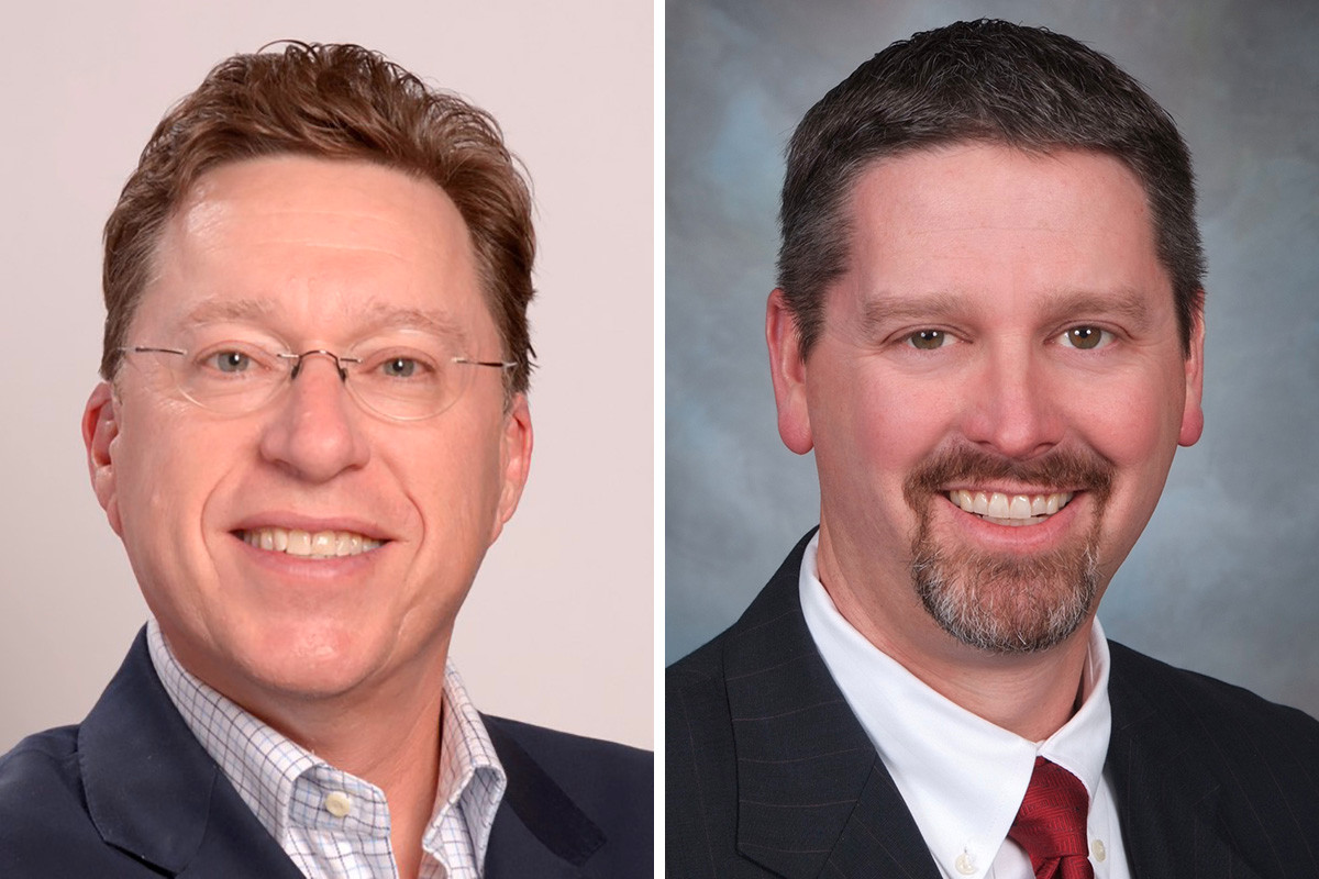 DePoyster, Gordon Named to Methodist Family Board (Movers & Shakers)