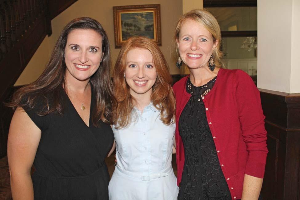 Casey Rockwell, Kayla Rogers, Lisa Shahim