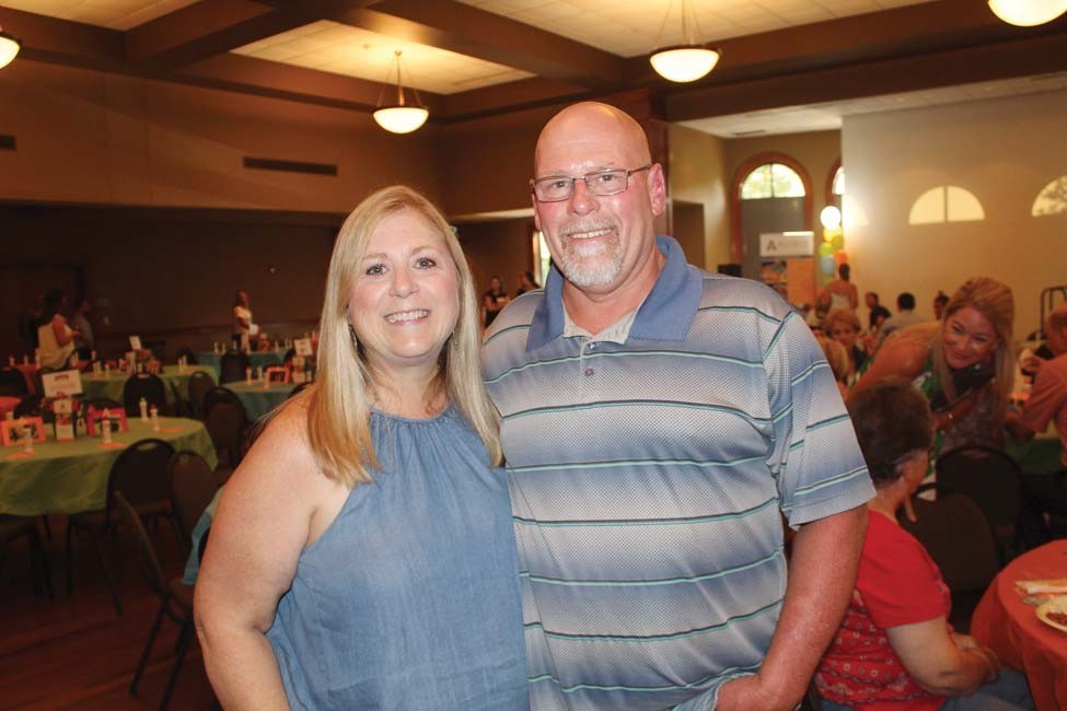 Tammy Simmons, Rick Williams