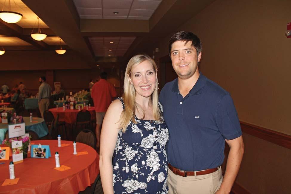 Sarah and Ryan Gibson