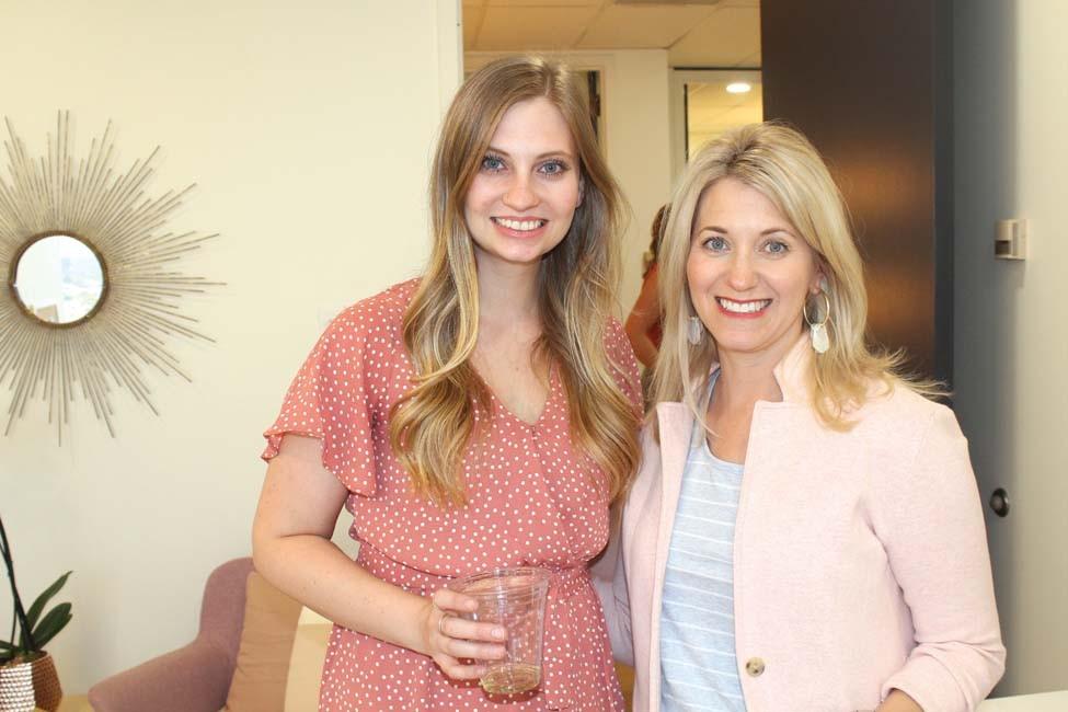 Maddie Spickard, Abby Hughes Hosclaw