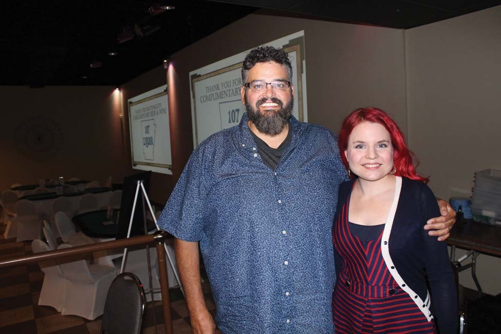 Larry Betz, Stephanie Jonasson