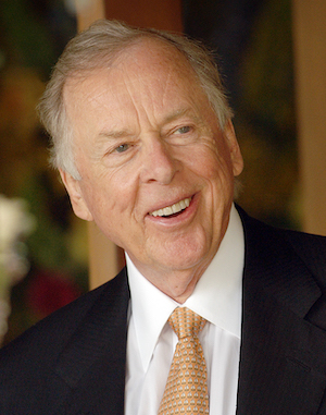 Spokesman: Oil Tycoon T. Boone Pickens Dies at 91