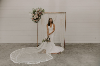Modern Boho Styled Shoot at Willow Brooke Farm