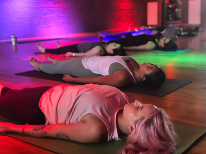 Balance Body, Mind and Wine at the Vino + Vinyasa Yoga Series