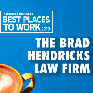Best Places to Work: The Brad Hendricks Law Firm