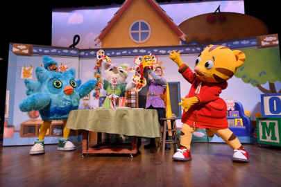 Daniel Tiger is Coming to Little Rock