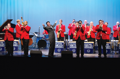 The Glenn Miller Orchestra is Coming to the Robinson Center
