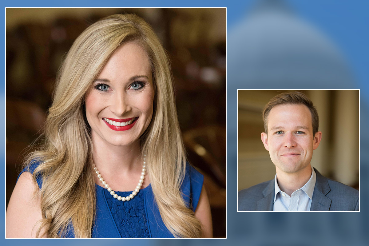 Governor's Spokesman Departs; Katie Beck to Take Over
