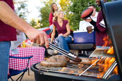Tailgate with Big Brothers Big Sisters of Central Arkansas