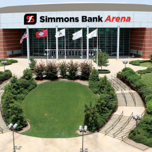 Change to Simmons Bank Arena Official This Week