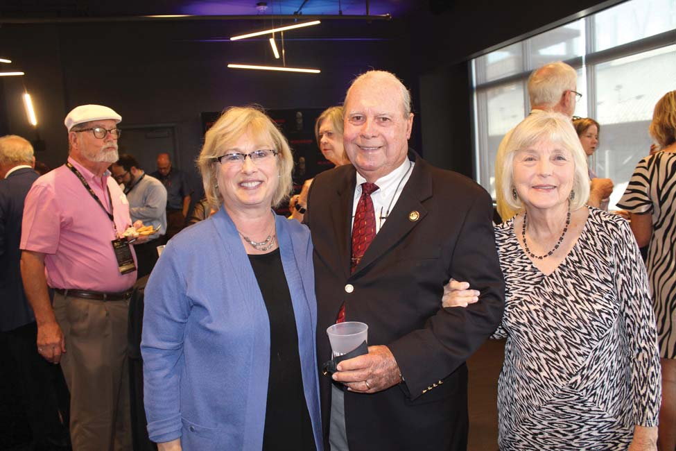Courtney Pledger, Skip and Kay Holland