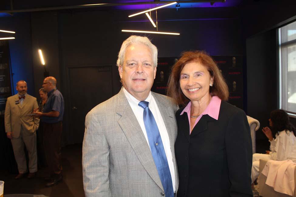 Harold Calkins, Susan Hanrahan