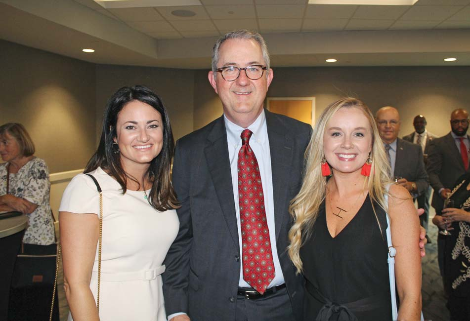 Ashley Berkshire, Dr. Tim Goodson, Amber Boyle