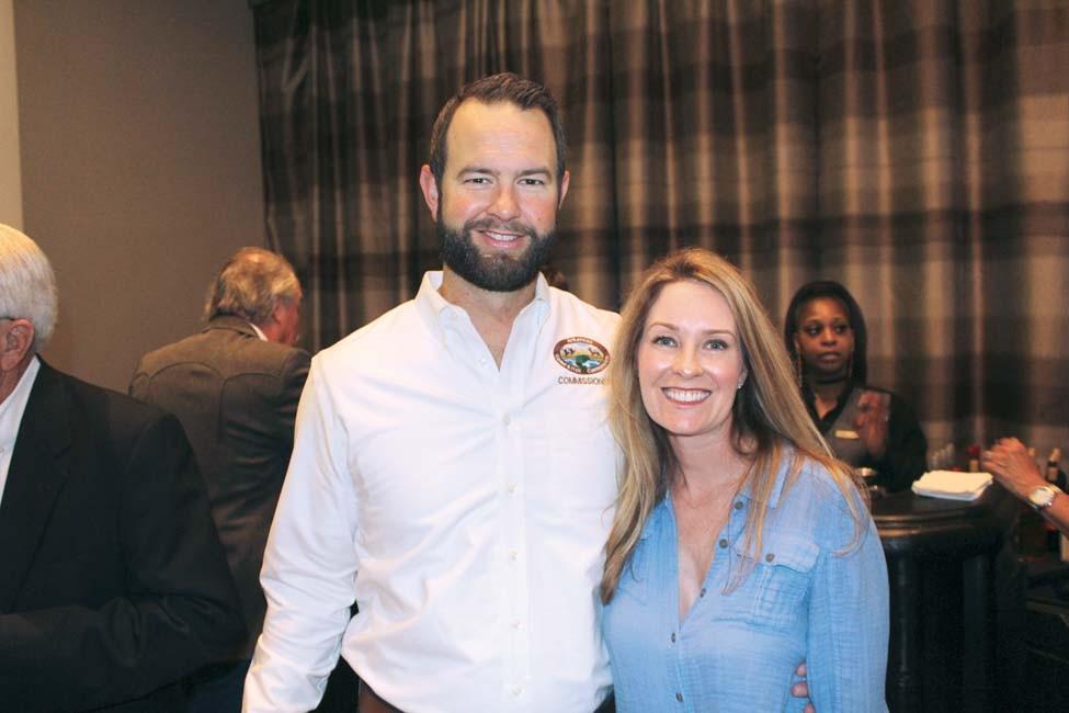 Andrew and Yvette Parker
