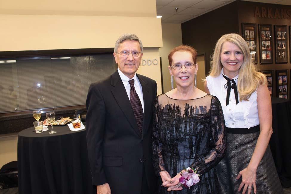 Steve Bingham, Carolyn Witherspoon, Amber Bagley