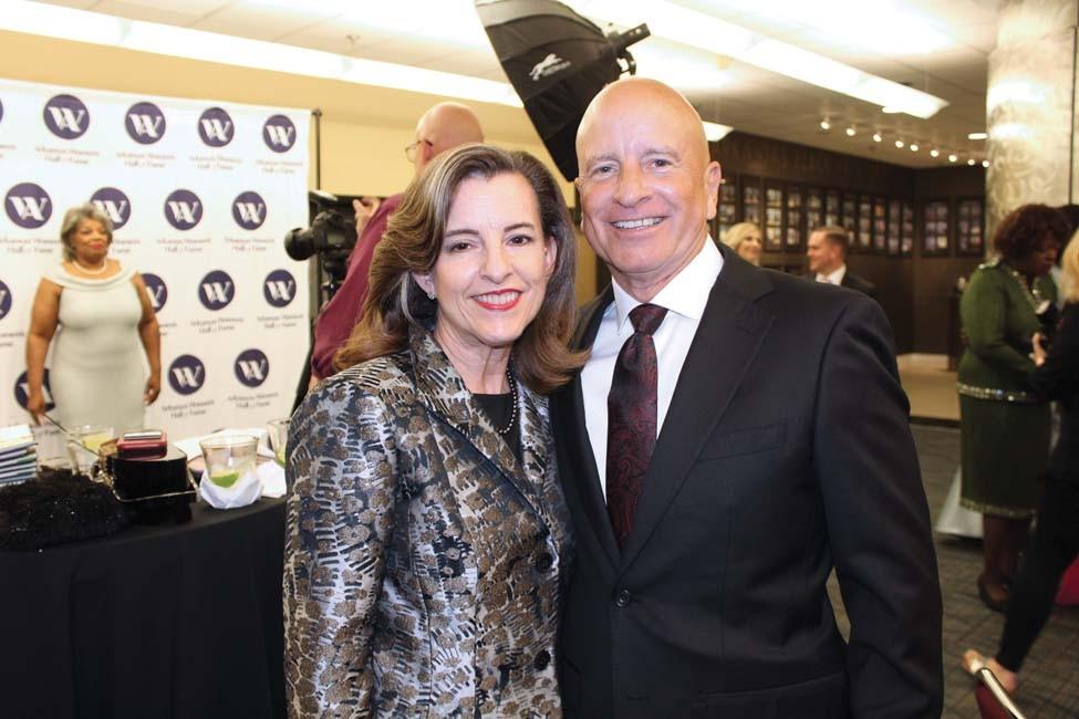 Cathy and Steve Owen