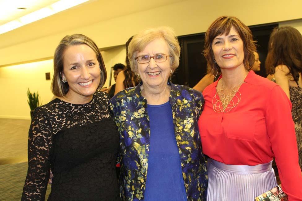 Jenny Davis, Nan Snow, Holly Fish