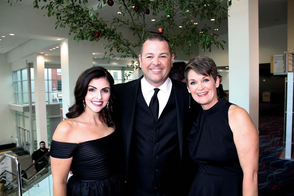 Amy and Wayne Landers, Jessie Bennett