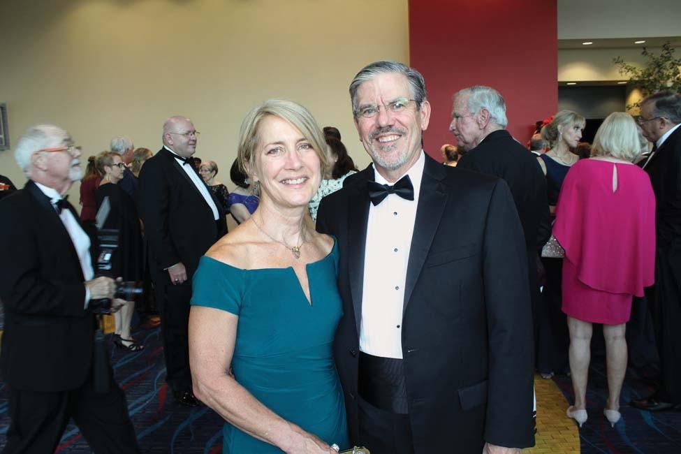 Mary and John Dornhoffer