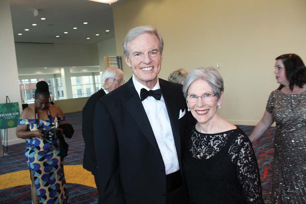 Jim Guy and Betty Tucker