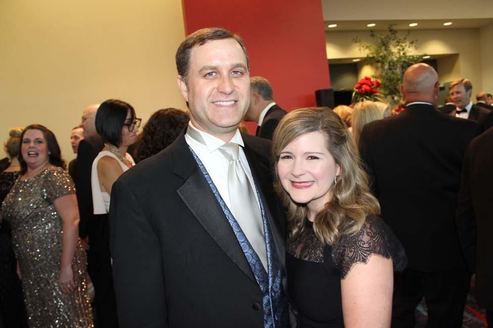Daniel and Tiffany Robinson