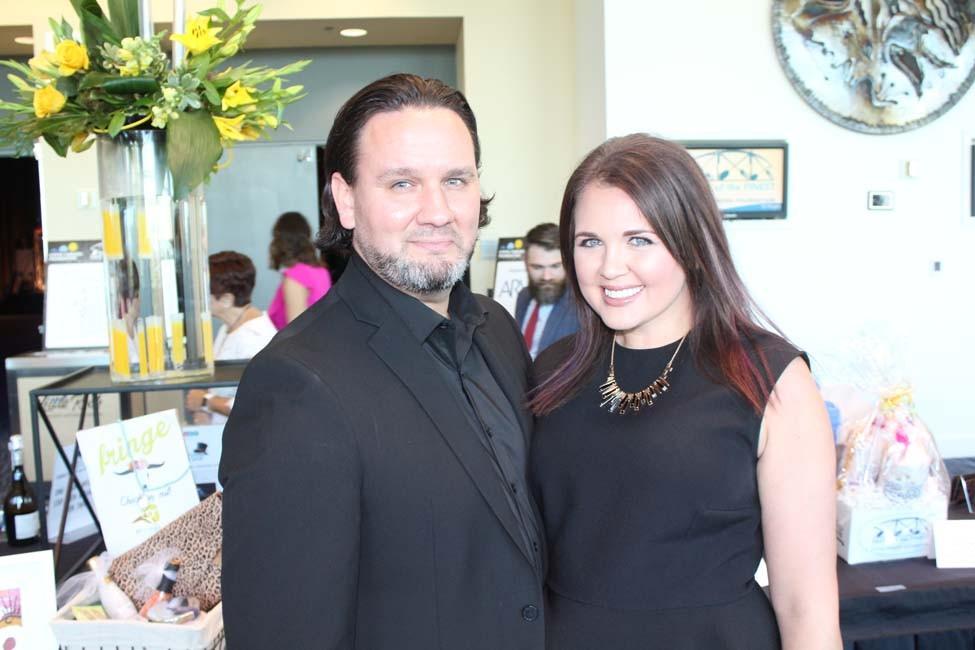 Travis and Jessica Ledbetter