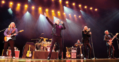 Three Dog Night is Coming to the Robinson Center in November